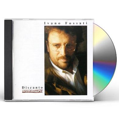 Ivano Fossati DISCANTO CD