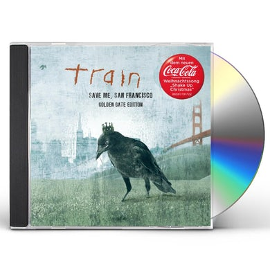 Train SAVE ME SAN FRANCISCO: GOLDEN GATE EDITION CD