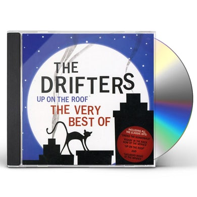 Drifters UP ON THE ROOF: VERY BEST CD