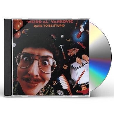 Weird Al Yankovic DARE TO BE STUPID CD