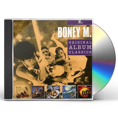 Boney M ORIGINAL ALBUM CLASSICS CD