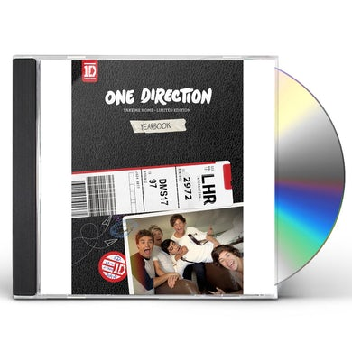 One Direction TAKE ME HOME: YEARBOOK EDITION (EUROPEAN) CD