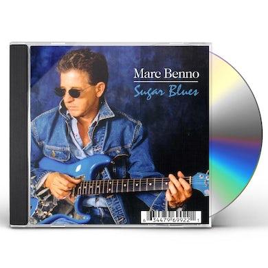 Marc Benno SUGAR BLUES CD