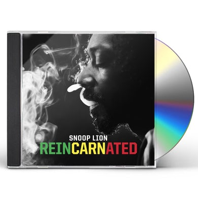 Snoop Dogg REINCARNATED CD