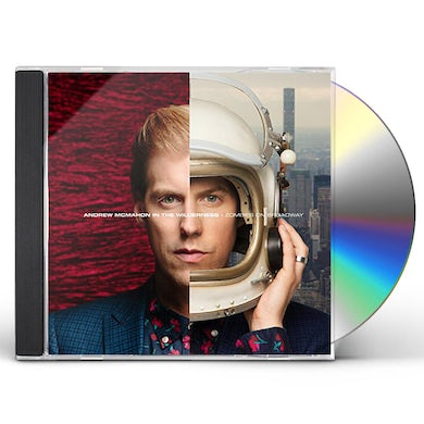 Andrew McMahon in the Wilderness ZOMBIES ON BROADWAY CD