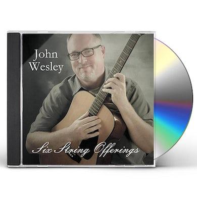 John Wesley SIX STRING OFFERINGS CD