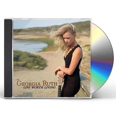Georgia Ruth LIFE WORTH LIVING CD