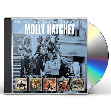 Molly Hatchet ORIGINAL ALBUM CLASSICS CD