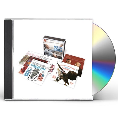 Morton Gould CHICAGO SYMPHONY RECORDINGS CD