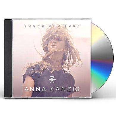 Anna Kanzig SOUND & FURY CD