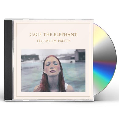 Cage The Elephant TELL ME I'M PRETTY CD