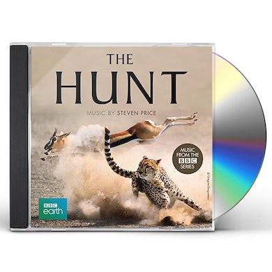 Steven Price HUNT CD