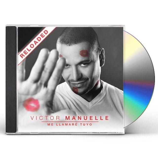 Victor Manuelle ME LLAMARE TUYO RELOADED CD