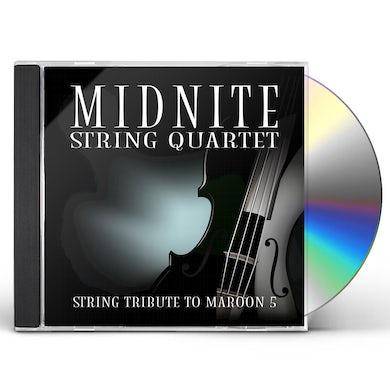 Midnite String Quartet PERFORMS MAROON 5 (MOD) CD