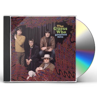 The Guess Who Greatest Hits CD