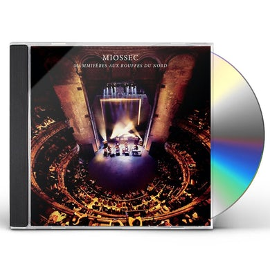 MAMMIFERES AUX BOUFFES DU NORD CD