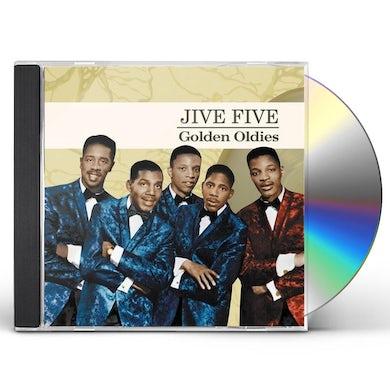 Jive Five GOLDEN OLDIES CD