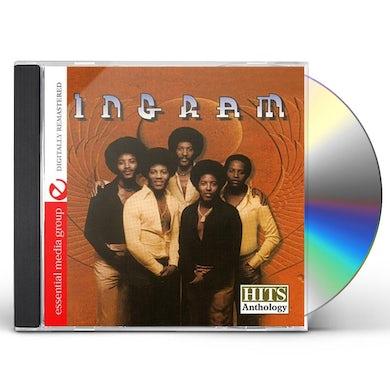 Ingram HITS ANTHOLOGY CD
