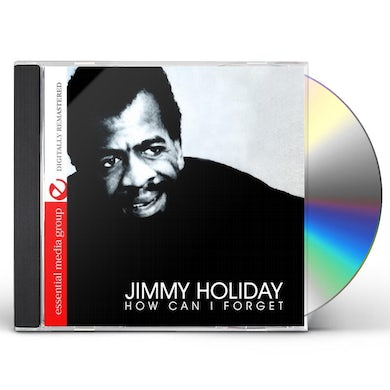 Jimmy Holiday HOW CAN I FORGET CD