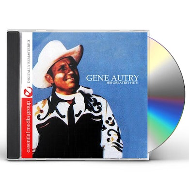 Gene Autry HIS GREATEST HITS CD