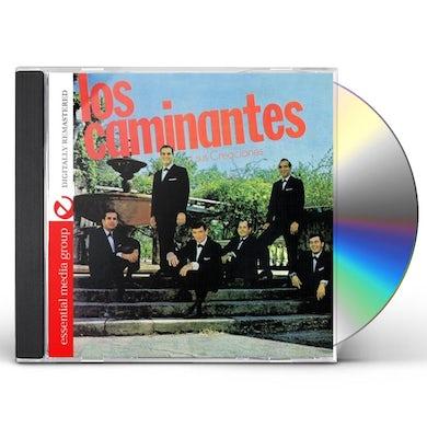 Los Caminantes Y SUS CREACIONES CD