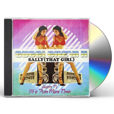 SALLY: THAT GIRL CD