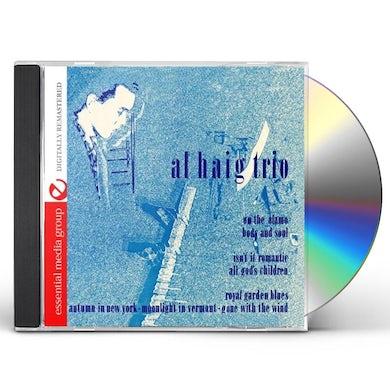 THE AL HAIG TRIO: ESOTERIC CD