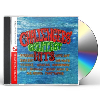 CHALLENGERS' GREATEST HITS CD