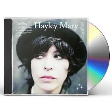 Hayley Mary PISS THE PERFUME CD