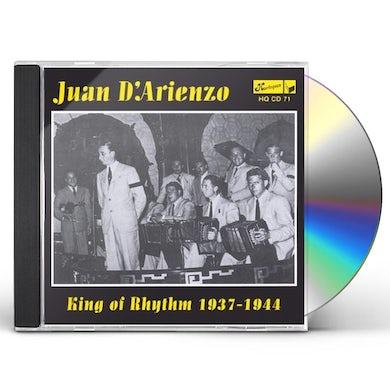 Juan d'Arienzo 1937-1944 CD