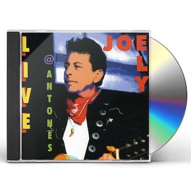 Joe Ely LIVE AT ANTONE'S CD