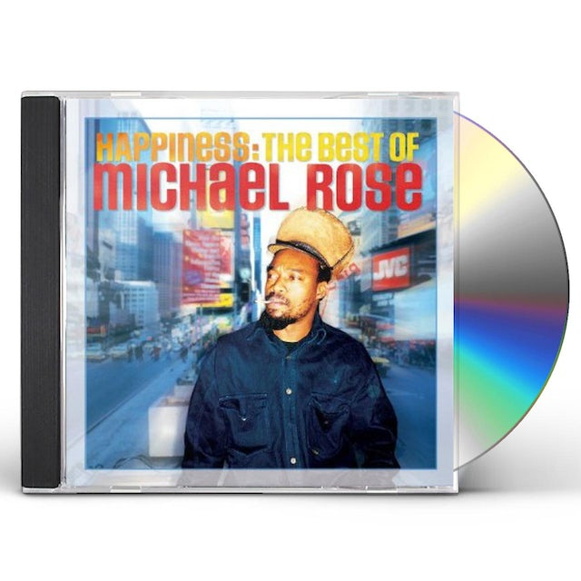 HAPPINESS: THE BEST OF MICHAEL ROSE CD