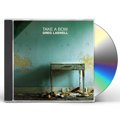 Greg Laswell TAKE A BOW CD