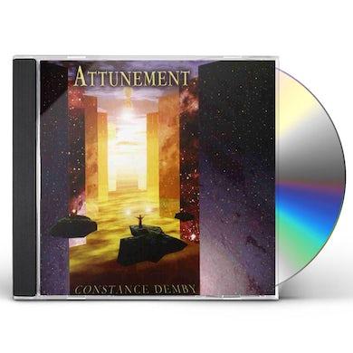 Constance Demby ATTUNEMENT CD