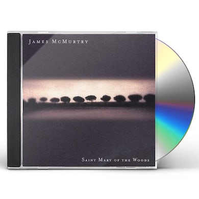 James Mcmurtry SAINT MARY OF THE WOODS CD
