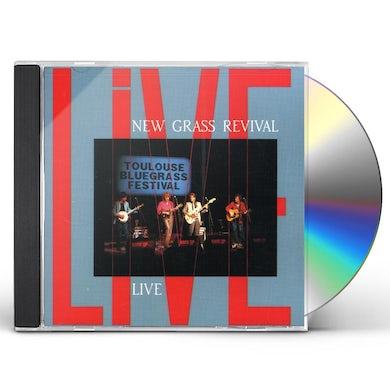 New Grass Revival LIVE CD