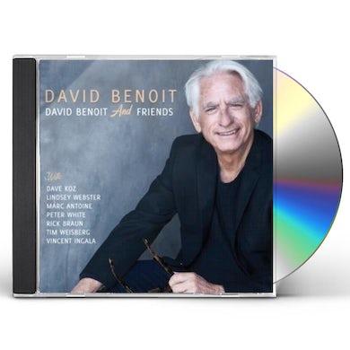 & FRIENDS CD