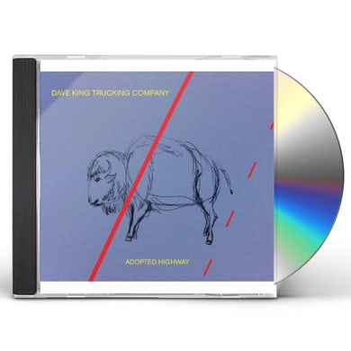 Dave King ADOPTED HIGHWAY CD