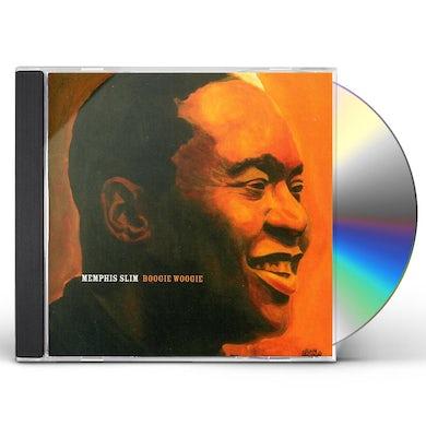Slim Memphis  BOOGIE WOOGIE CD