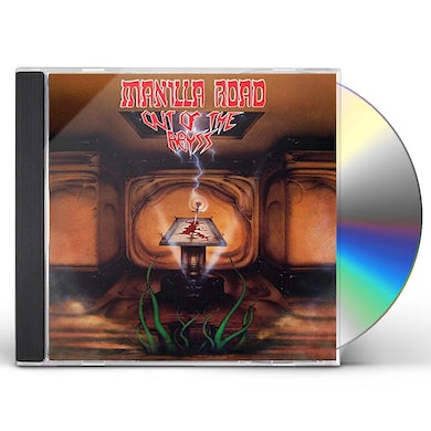 Manilla Road OUT OF THE ABYSS CD