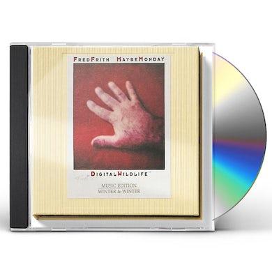 Fred Frith DIGITAL WILDLIFE CD