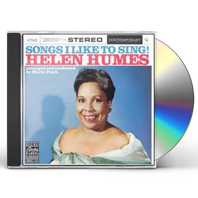 Helen Humes SONGS I LIKE TO SING CD