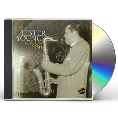 Lester Young BOSTON 1950 CD