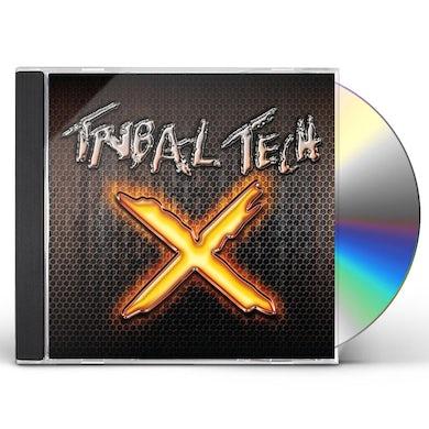 Tribal Tech X CD