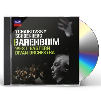 P.I. Tchaikovsky VARIATIONS FOR ORCHESTRA CD