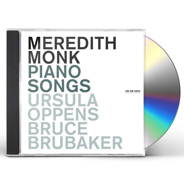 Meredith Monk PIANO SONGS CD