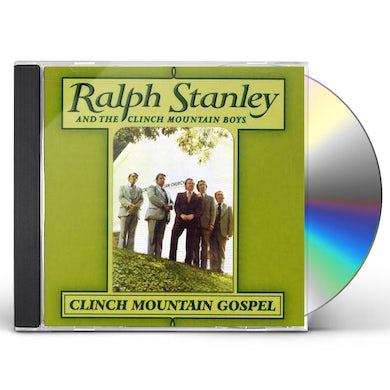 Ralph Stanley CLINCH MOUNTAIN GOSPEL CD