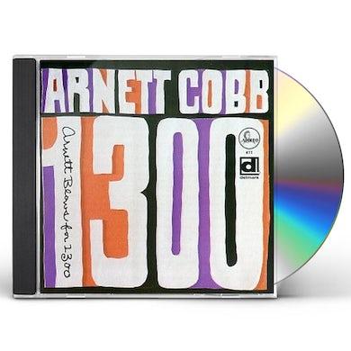 Arnett Cobb ARNETT BLOWS FOR 1300 CD