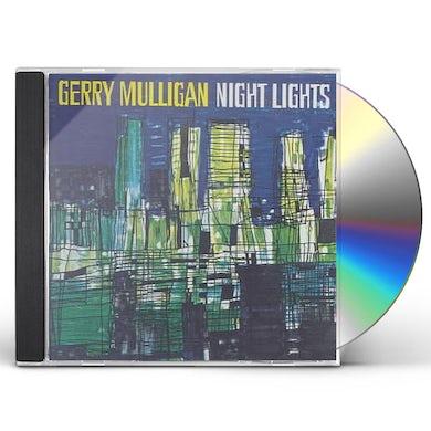 Gerry Mulligan NIGHT LIGHTS CD