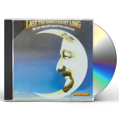James Last LAST WHOLE NIGHT LONG CD